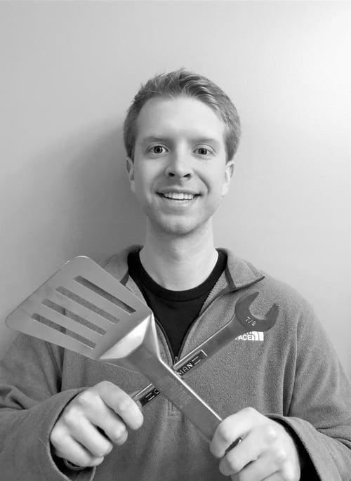 Taylor Bekken | AbeTech Headshot