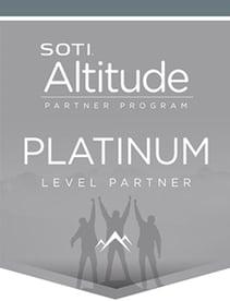 soti altitude platinum logo
