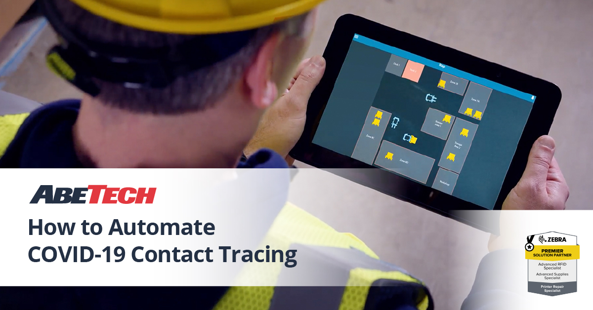 How to Automate Contact Tracing in the Workplace with Zebra's MotionWorks Proximity
