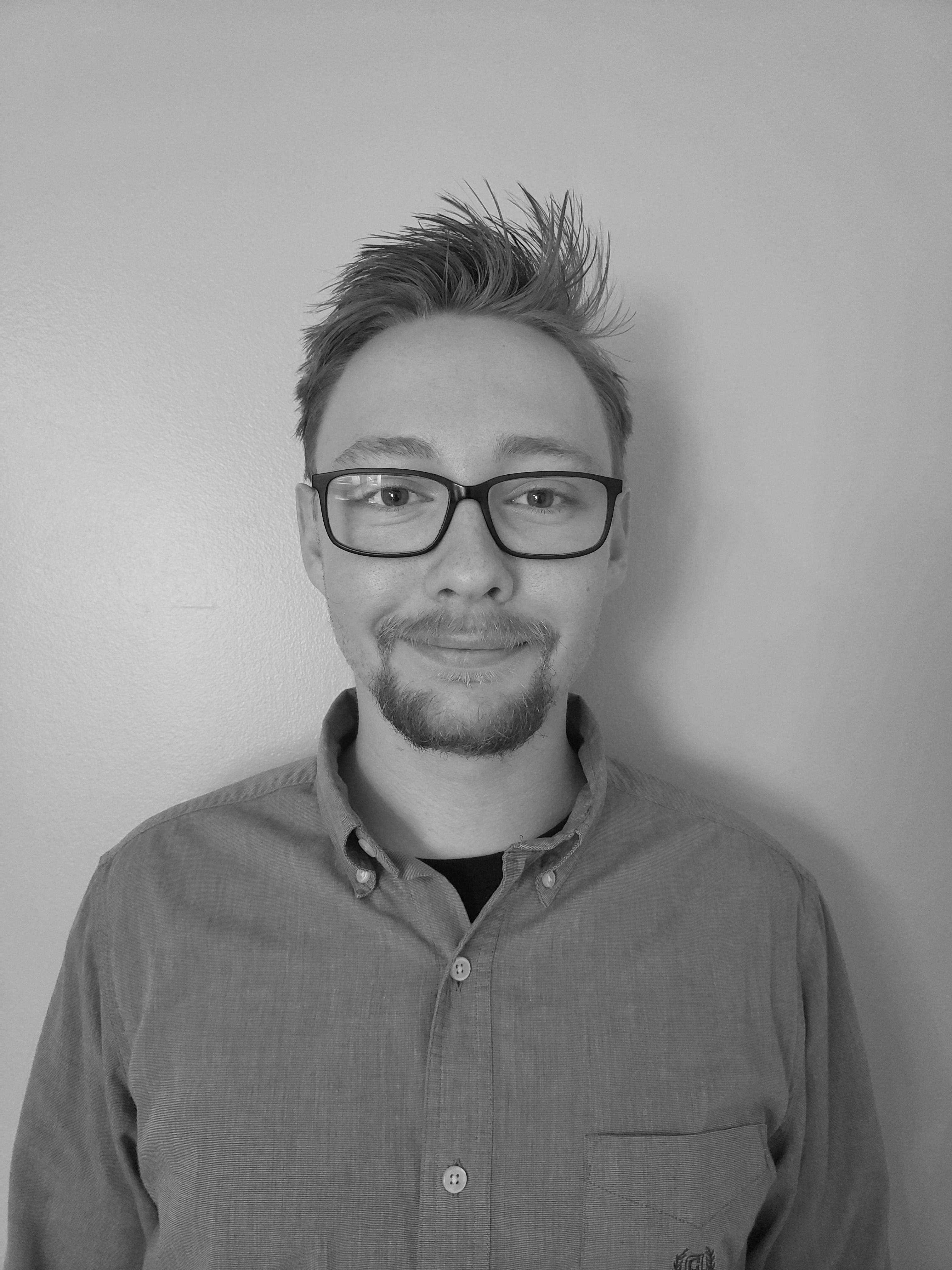 Ben Worwa | AbeTech Headshot