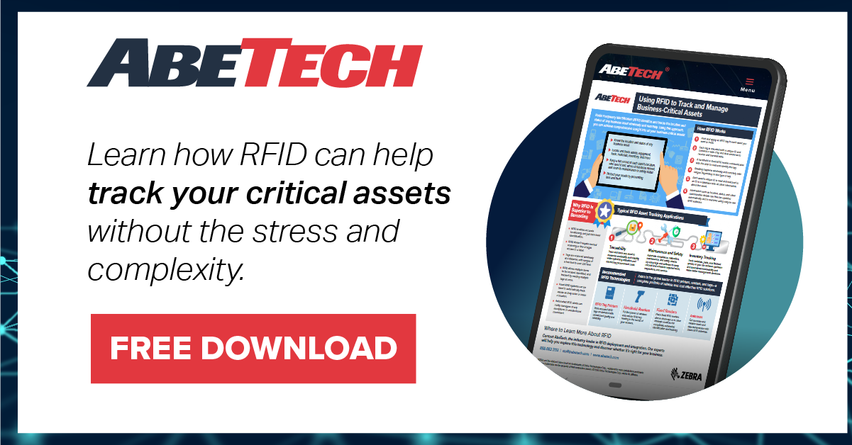 [Infographic] Manage Your Business-Critical Assets With RFID Solutions