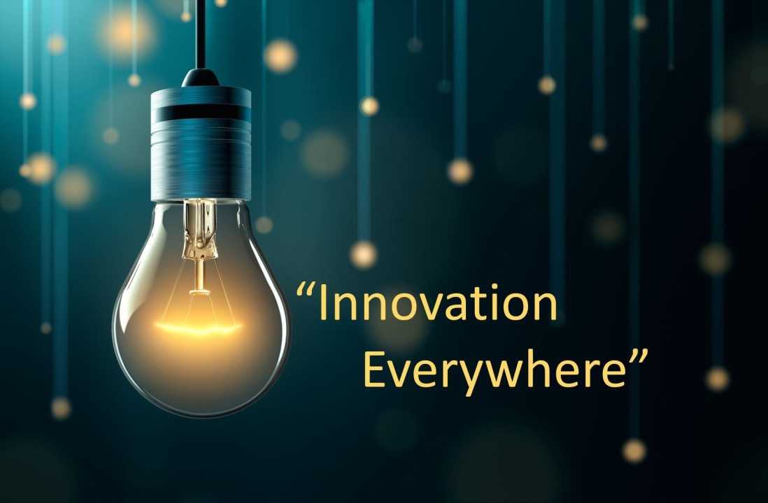 """Do you have an """"Innovation Everywhere"""" mindset?"""