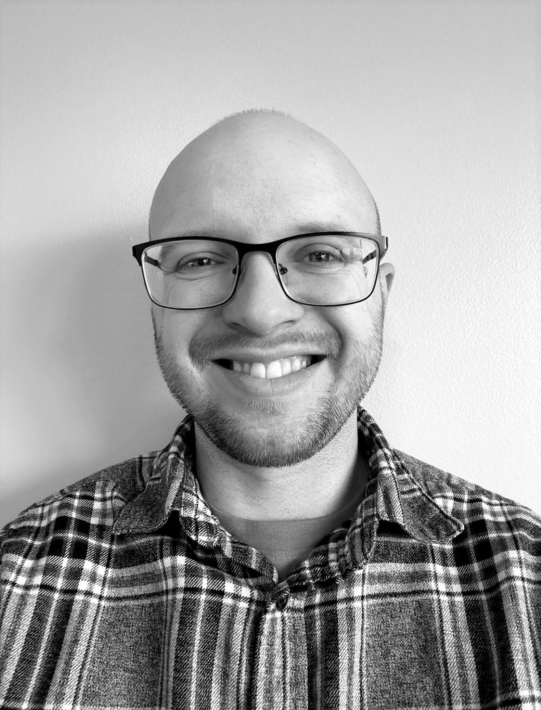 Eric Peter | AbeTech Headshot
