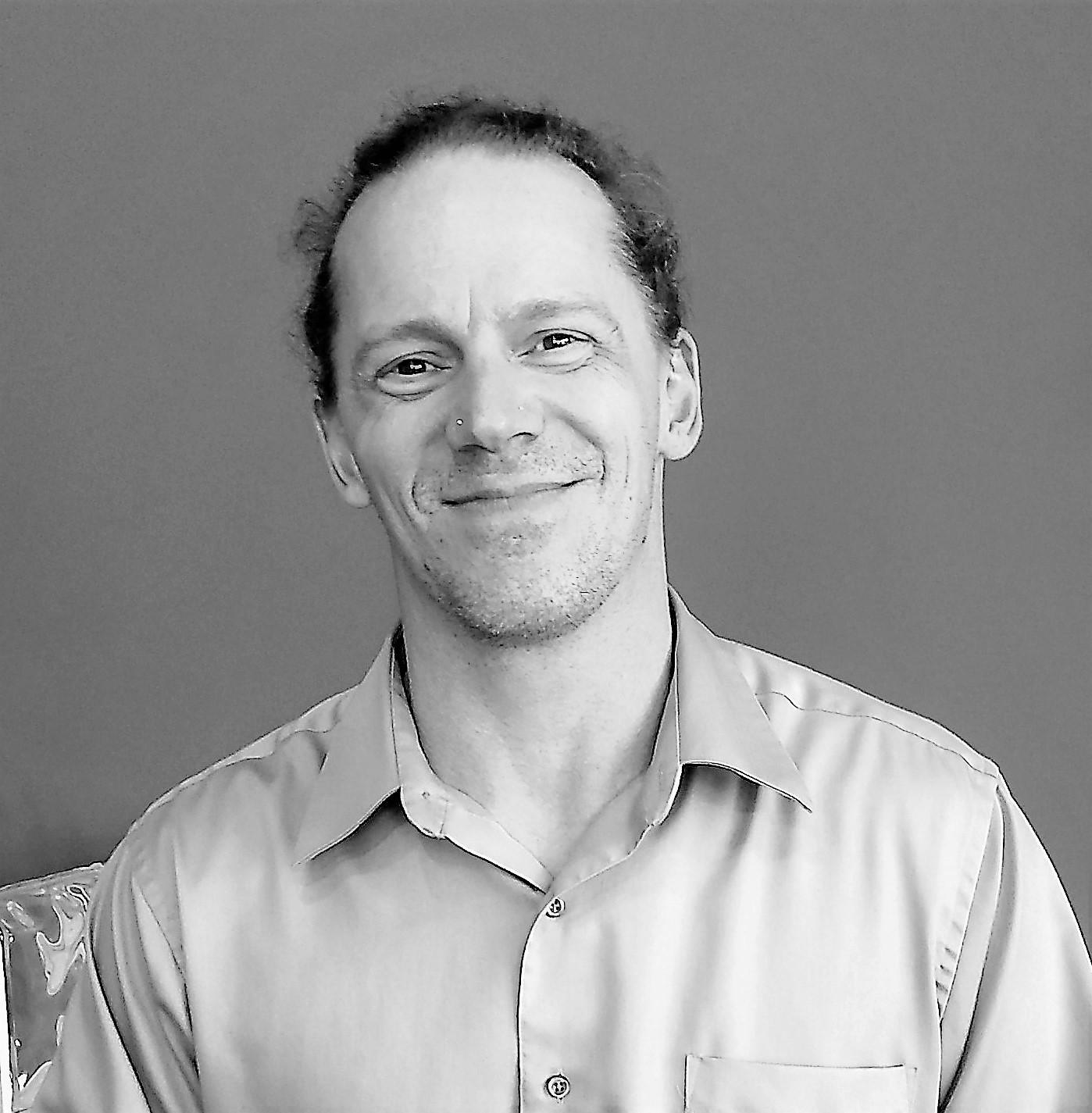John Hermann | AbeTech Headshot