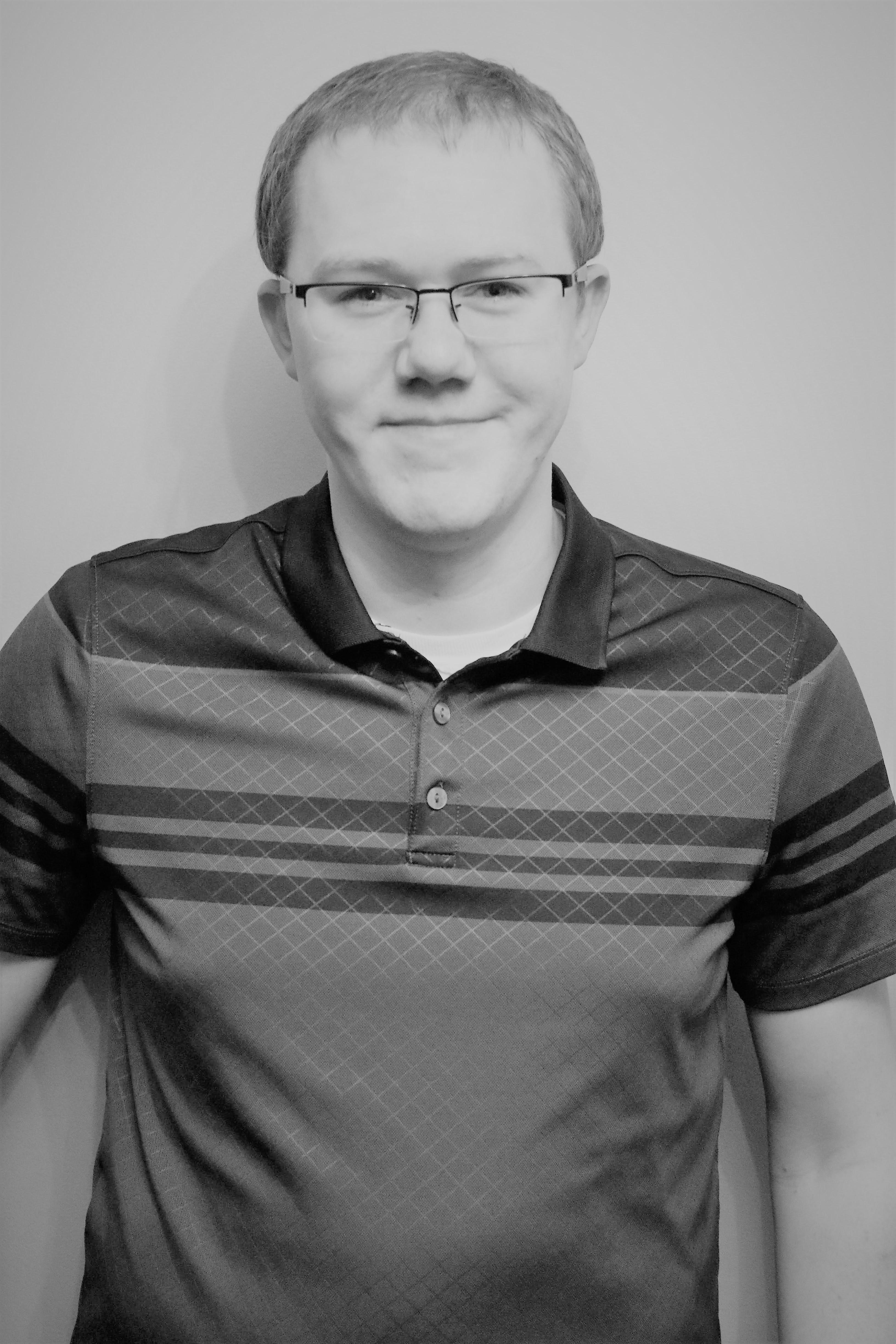 Kevin Moshier | AbeTech Headshot