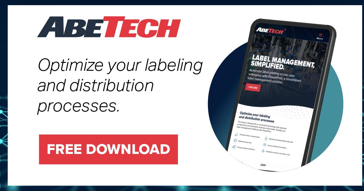 PowerPrint, Simplifying Label Management