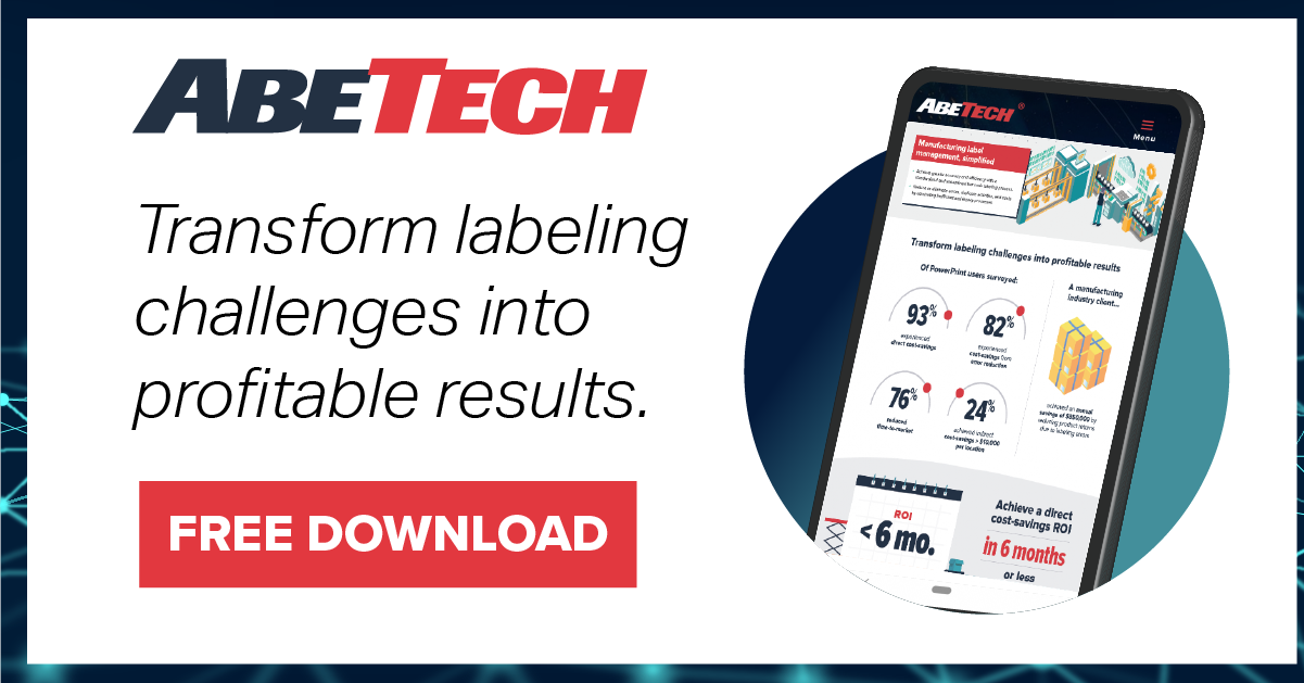 Transform Your Labeling Operations