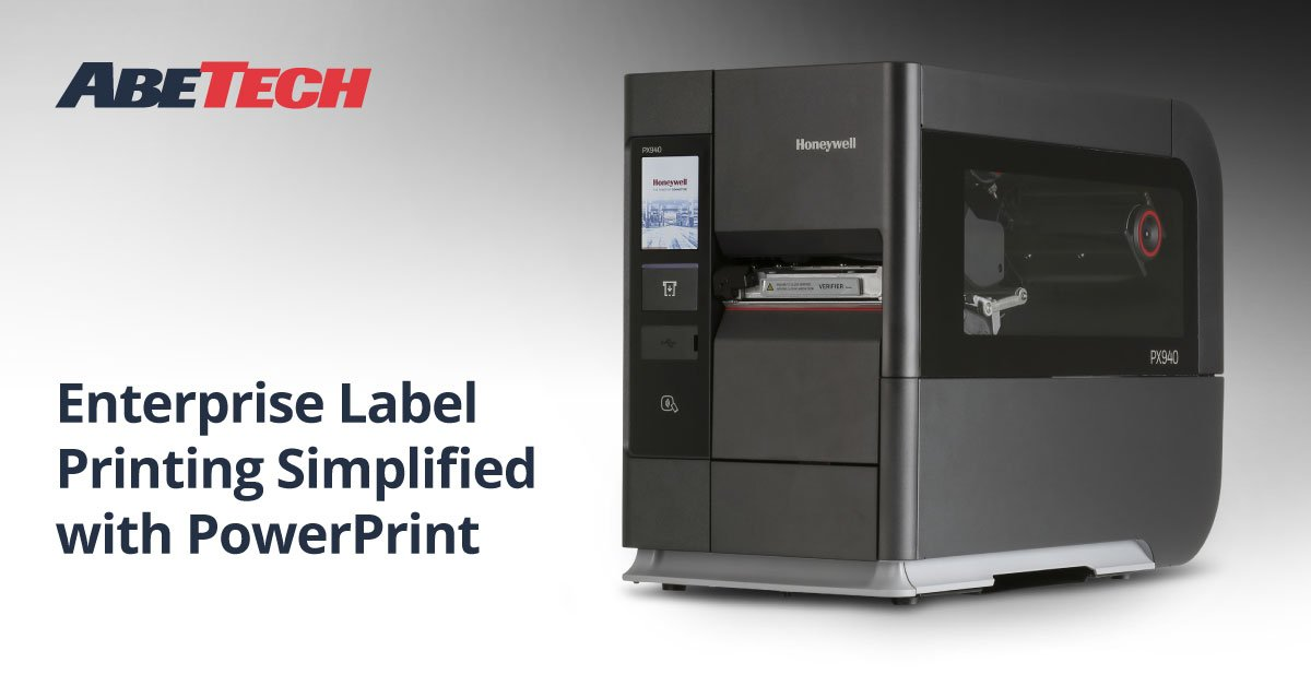 PowerPrint-Honeywell