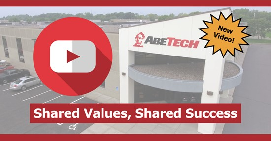 Shared Values Means Shared Success at AbeTech