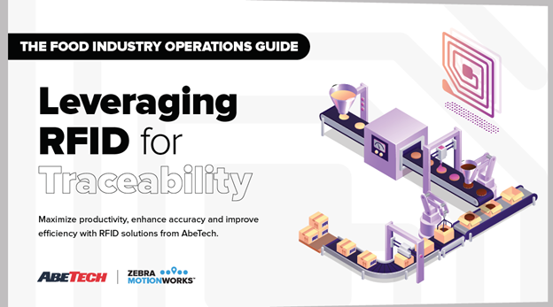 [eBook] Optimizing The Food Industry with RFID Traceability