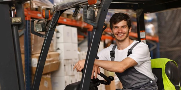 Using Tablet Computers In Forklift Applications Call For Careful Consideration In These Areas