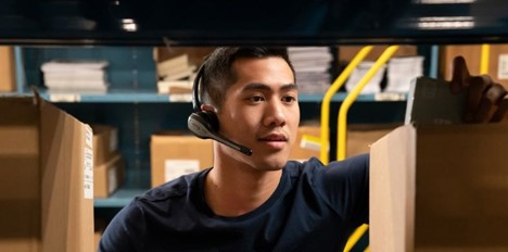 Voice Technology Optimizing Warehouse Operations