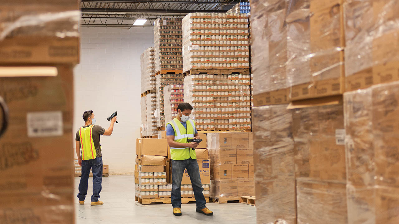 Warehouse Modernization: Improved Team Productivity and Workflow Conformity