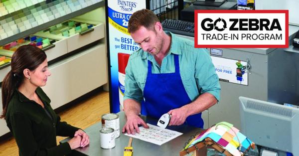GO Zebra Trade-In Program Now Covers Bar Code Scanners