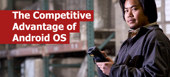 The Competitive Advantage of Android OS