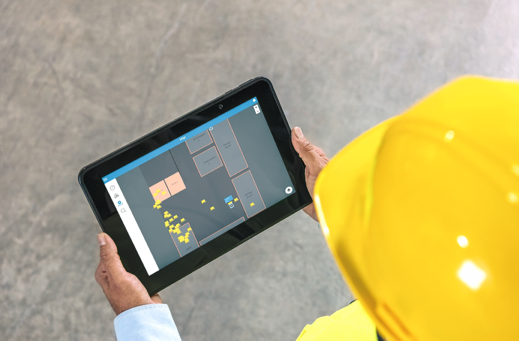 warehouse-managment-tablet
